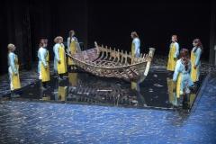 Boat Memory, Ensemble, Foto K. Maron