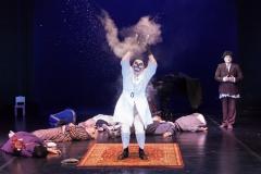 Clowns im Sturm, Ensemble,  Foto: Schmitz