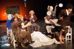 Clowns unter Tage, Ensemble, Foto J. Schmitz