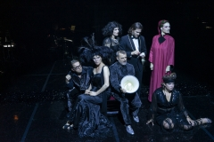 Der Untergang der Titanic, Ensemble, Foto F. Götzen