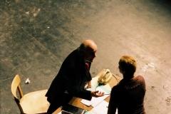 Kunst der Komödie, R. Ciulli, P.von der Beek, Foto: K. Maron