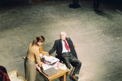 Kunst der Komödie, P. von der Beek, R. Ciulli, Foto: K. Maron