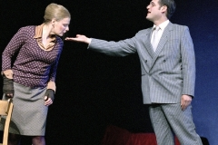 Kunst der Komödie, P. von der Beek, F. Menendez, Foto K. Maron